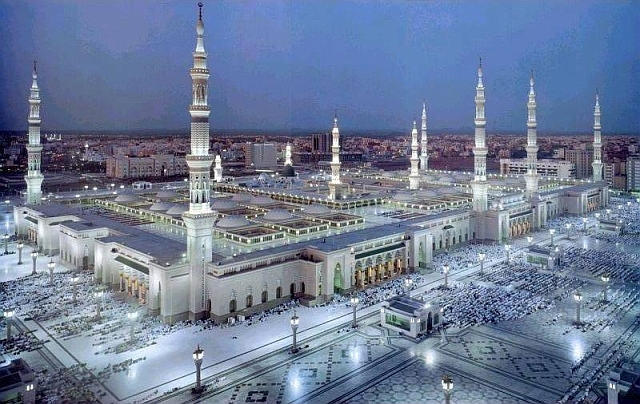 Masjid Nabawi, sumber gambar dari sini