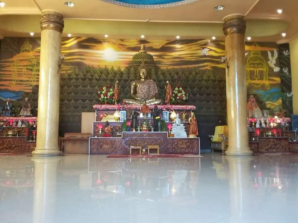 Ruang Ibadah Hari Minggu