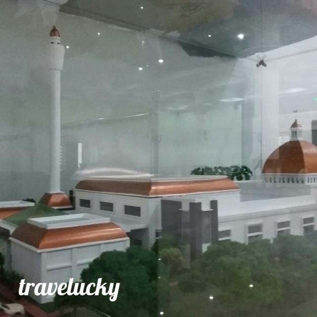 Miniatur Masjid