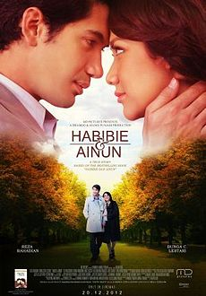 Poster Film Habibie Ainun