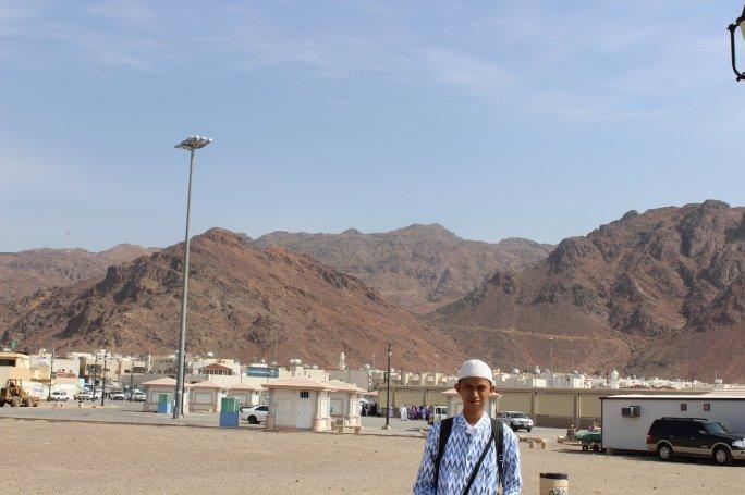 Bukti Real telah berkunjung ke Jabal Uhud