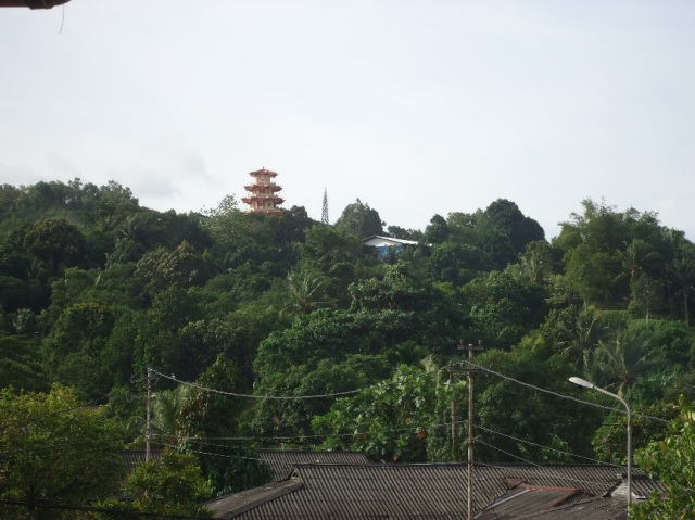 Vihara dari Bukit