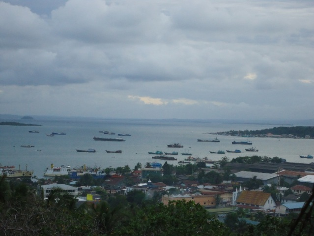 Pemandangan Kota Sorong