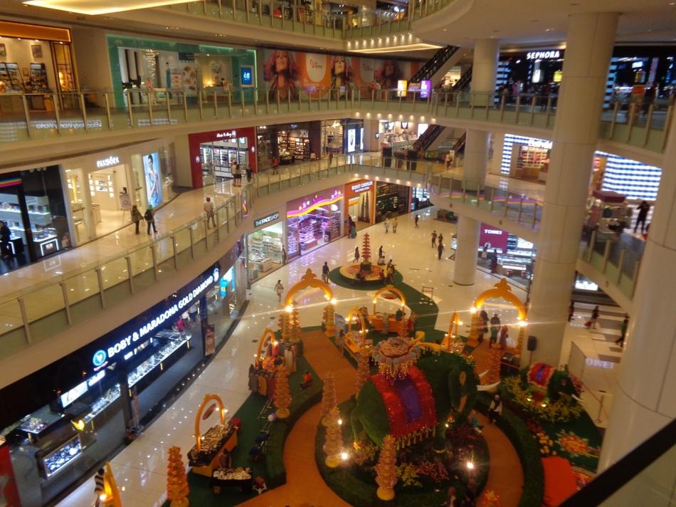 Mall di KL Sentral
