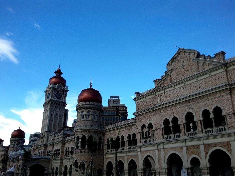 Sultan Abdul Shamad Building