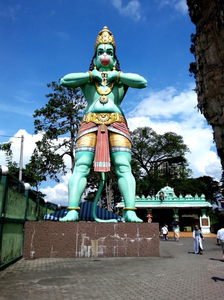 Patung Hanuman