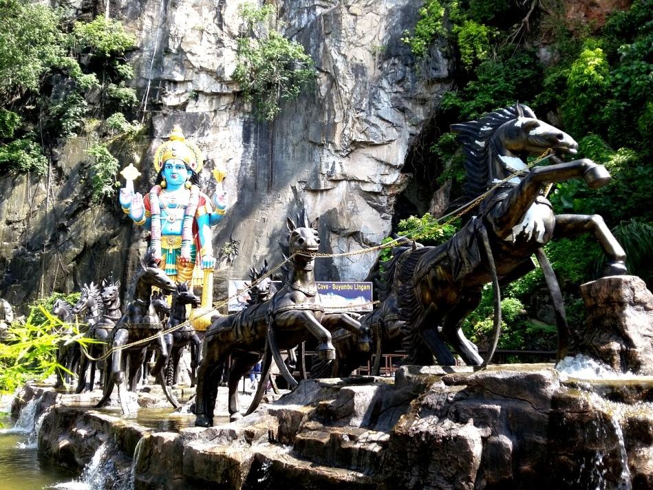 Patung Rama