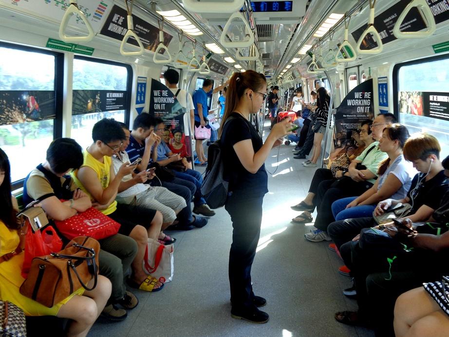 Insidethe MRT