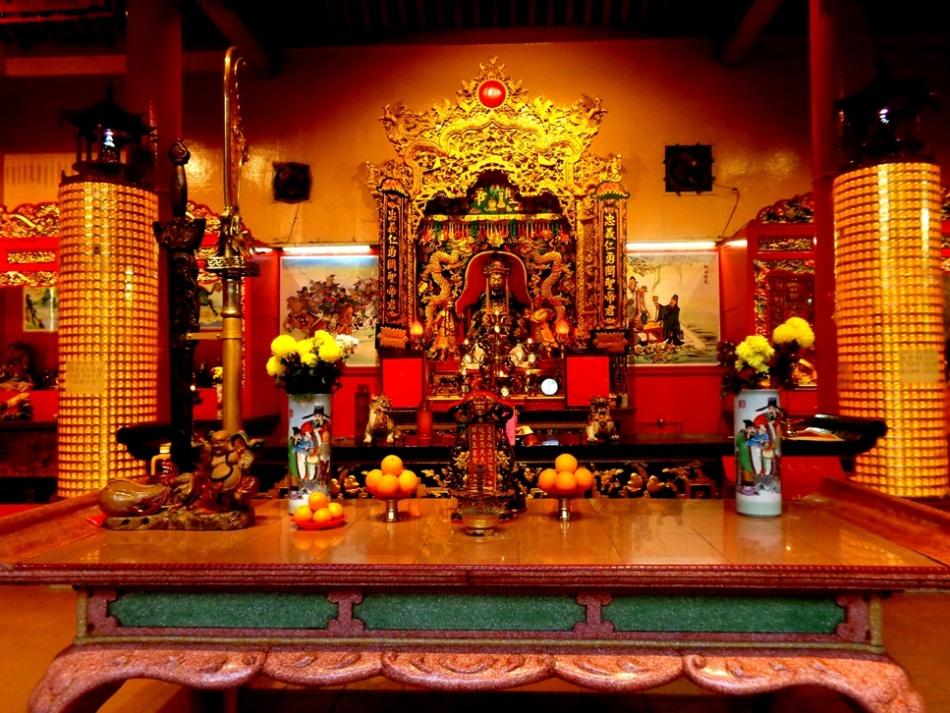 Bagian Altar Kuil
