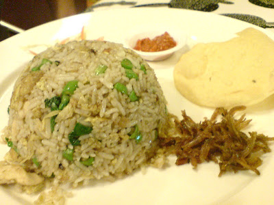 Nasi Goreng Kampung (source)