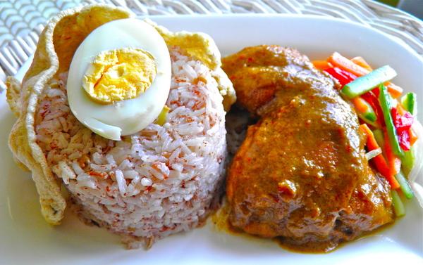 Nasi Dagang (source)