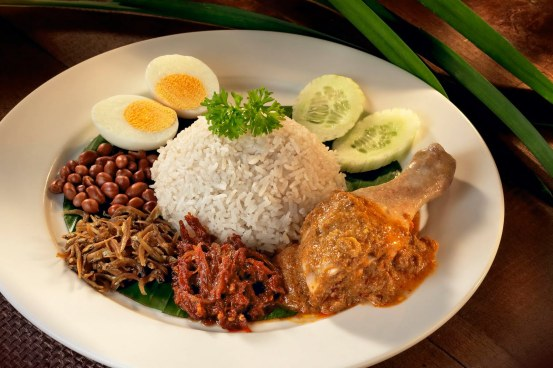 Nasi Lemak (source)