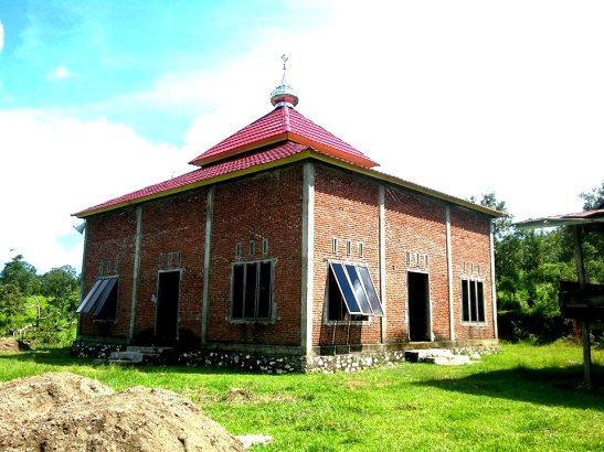 Masjid Lemba Pangi