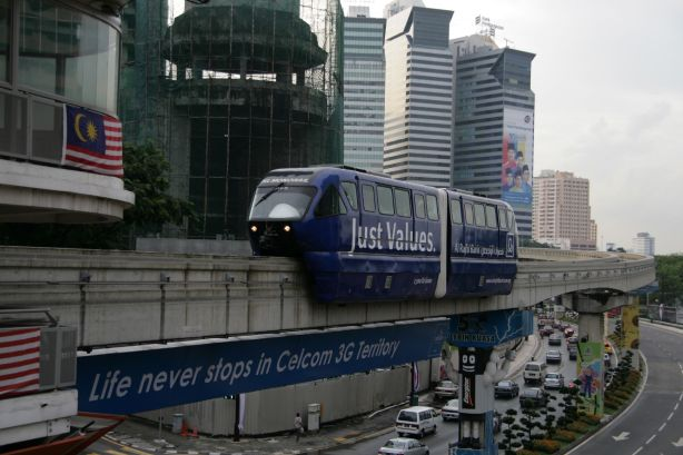 KL Monorail (sumber)