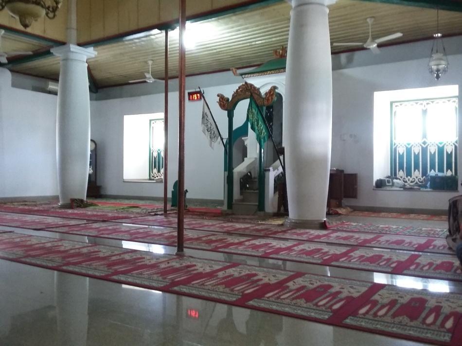 Ruang Sholat utama